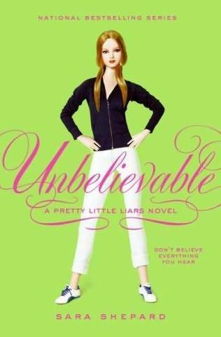 UNBELIVEABLE cover!