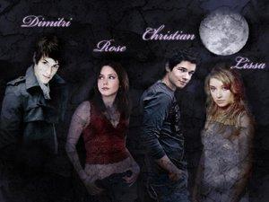 Vampire Academy Cast!