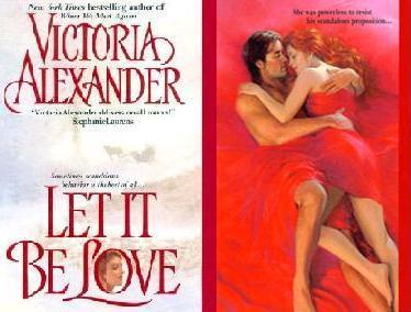 Victoria Alexander - Let It Be Love