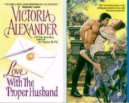 Victoria Alexander - प्यार With The Proper Husband