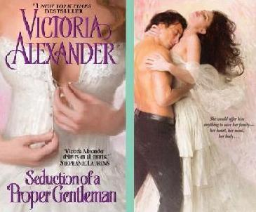 Victoria Alexander - Seduction of A Proper Gentleman - romance-novels Photo