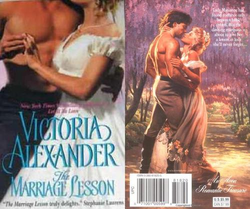 Victoria Alexander - The Marriage Lesson