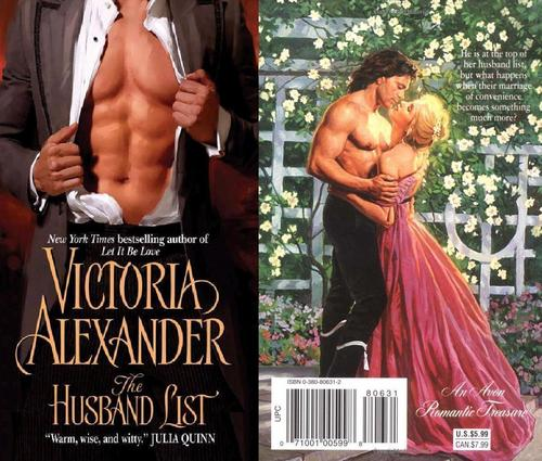 Victoria Alexander - The Husband List