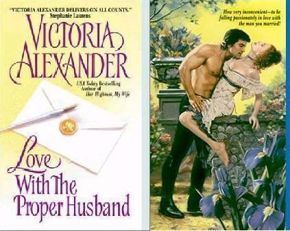 Victoria Alexander - l'amour With The Proper Husband
