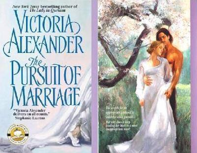 Victoria Alexander - The Pursuit of Marriage
