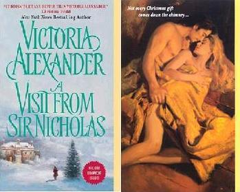Victoria Alexander - A Visit From Sir Nicholas