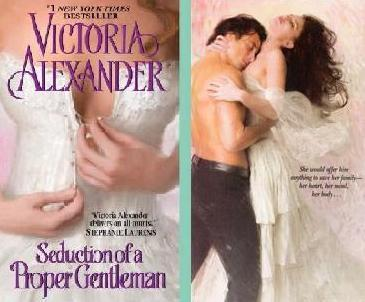 Victoria Alexander - Seduction of A Proper Gentleman