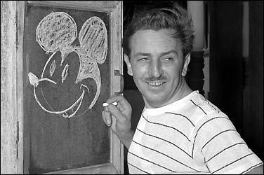 Walt Disney, 1941