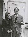 Walt and his wife Lillian, 1946