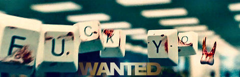Wanted Banner