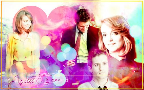 Will & Emma দেওয়ালপত্র 2 (B4E)