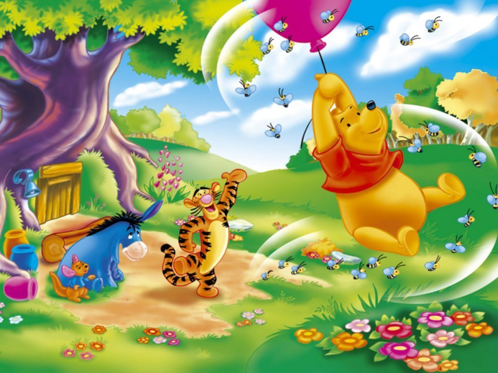 Winnie The Pooh Backgrounds Pictures Gallery