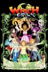 Witch Girl Book covers