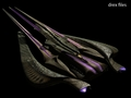 Xindi-Reptilian starship - star-trek-ships wallpaper
