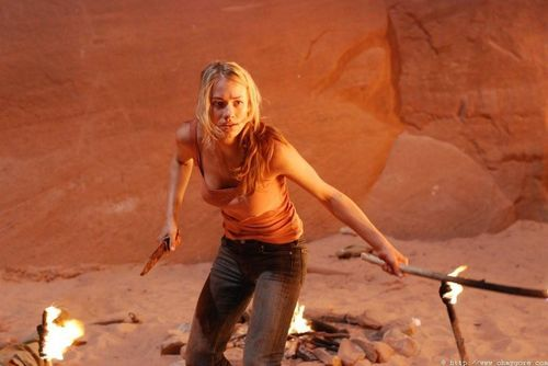 Yvonne Strahovski in 'The Canyon' (Production Photo)