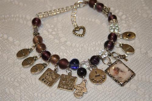 angeli wallpaper titled affirmation charm bracelets