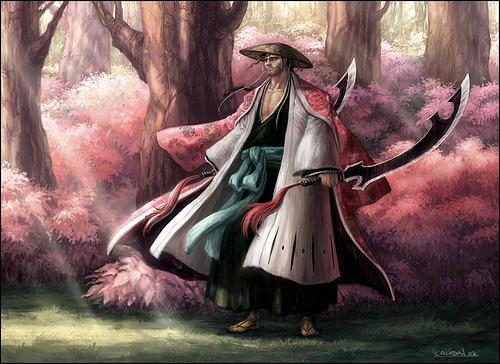 ukitake - animé Bleach fond d'écran (6622741) - fanpop