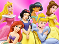 The Beautiful Disney Princesses