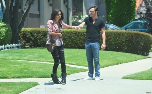 ed and jess in LA