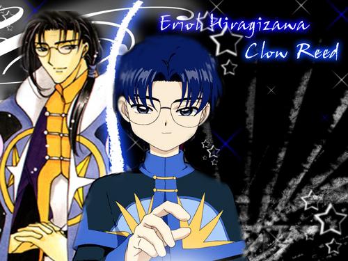 eriol hiragizawa - clow reed