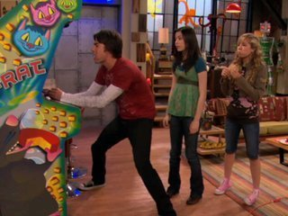 iStage an Intervention - icarly