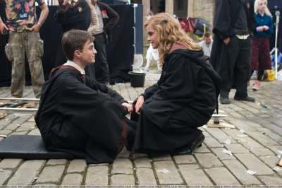 in hp 5 set new photos