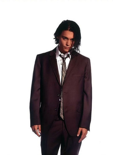 Johnny Depp wallpaper with a business suit, a well dressed person, and a suit called johnny depp