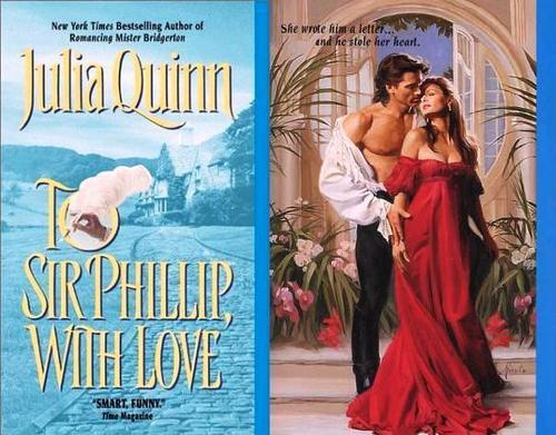 julia Quinn - To Sir Philip, With Amore
