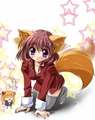kitsune - anime-animal-girls photo