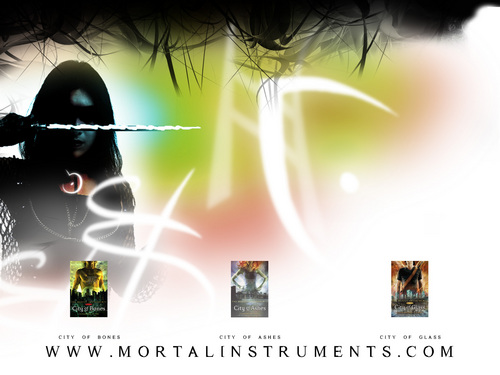 Books to Read wallpaper titled mortal instruments