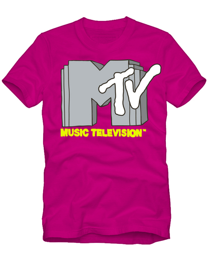 mtv x T-shirt - mtv Photo