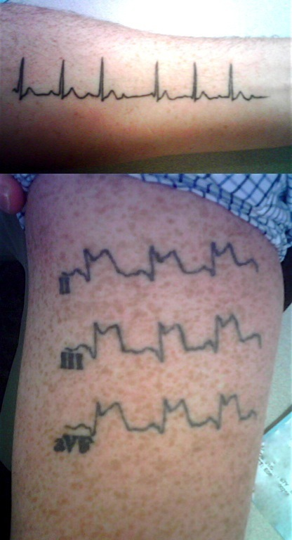 numbers dream tattoo XDD - House MD Fans 416x768