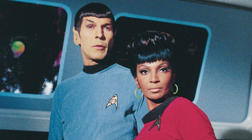 original Spock&Uhura - spock-and-uhura Photo