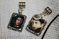 photo charms to fit pandora etc $6 - twilight-series photo