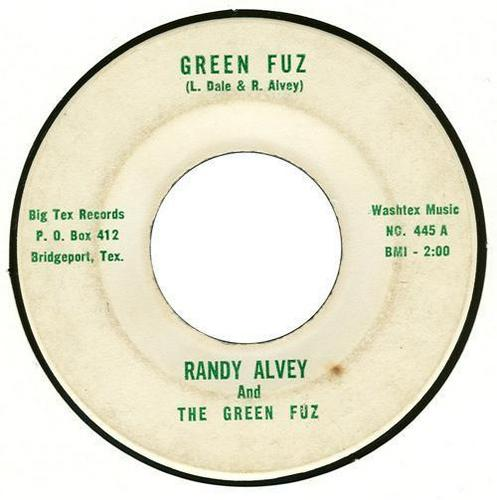 randy alvey + the green fuz