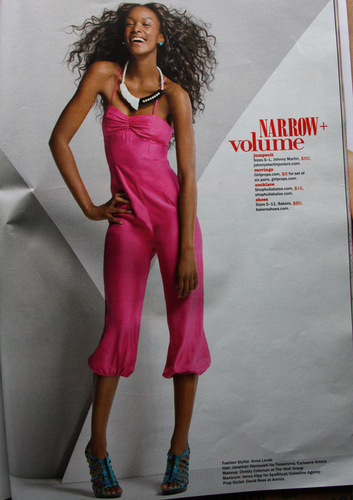 Antm winners Hintergrund with a cocktail dress titled teyona anderson