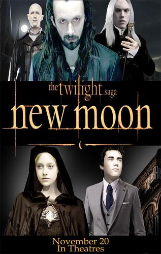 the Volturi Poster made da me