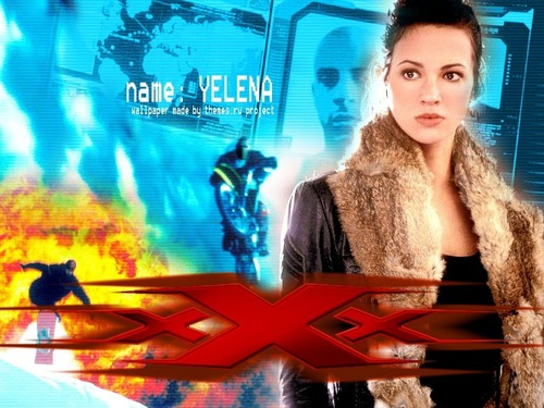 xXx wallpaper containing a fur coat entitled xXx