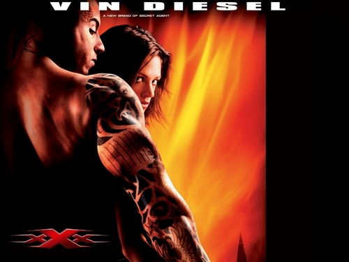 xXx wallpaper possibly with a fire entitled xXx
