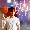17 again photo with a dribbler titled 17 again