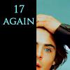 17 again photo with a portrait entitled 17 again