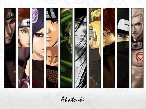 AKATSUKI WALLPAPERS