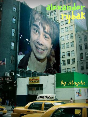 Alex fanart...!!!