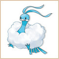 Altaria - dragon-type-pokemon photo