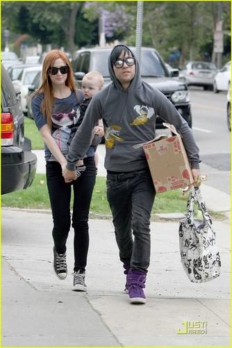 Ashlee & Pete in LA