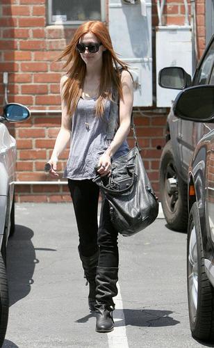 Ashlee in LA