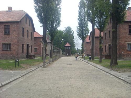 Auschwitz - poland 2009