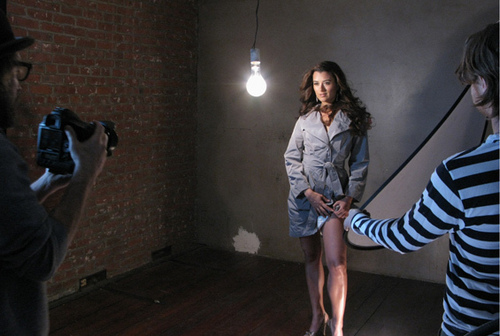 BTS- TV Guide Photoshoot