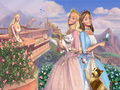 barbie in the Princess & the Pauper