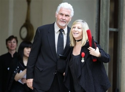 Barbra Streisand and James Brolin - barbra-streisand Photo